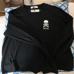 SoulCycle Cropped Longsleeve